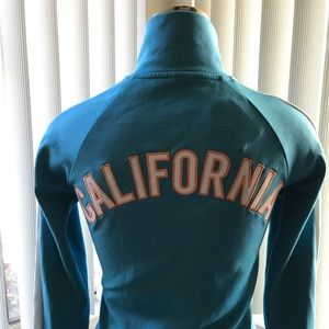 HOLLISTER CALIFORNIA Logo Racer MOTO JACKE…